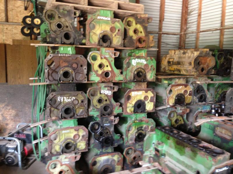 John Deere Engines John Deere Engine Blocks